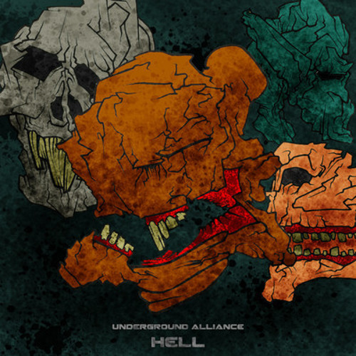 no_wrong [UA014​]​​UNDERGROUND ALLIANCE trilogy​​-​​part 3​​-​​HELL
