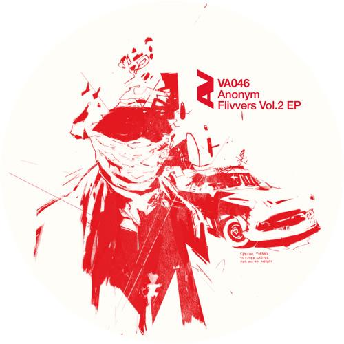 Anonym - Flivvers Vol.2 EP