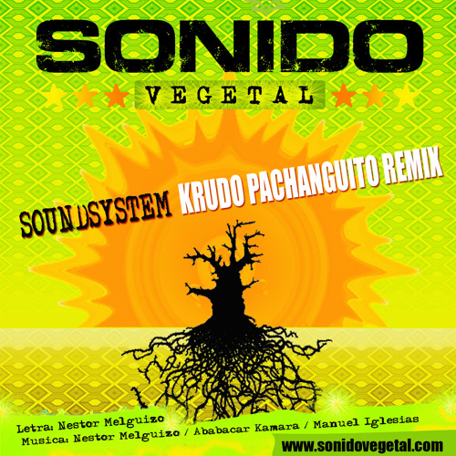 SONIDO VEGETAL - SOUNDSYSTEM (KRUDO PACHANGUITO REMIX)