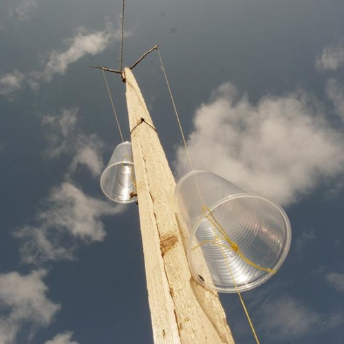 windharp installation recordings