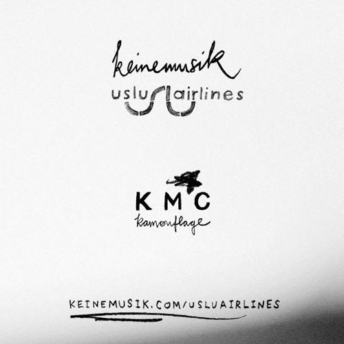 Keinemusik x Uslu Airlines - KMC Kamouflage