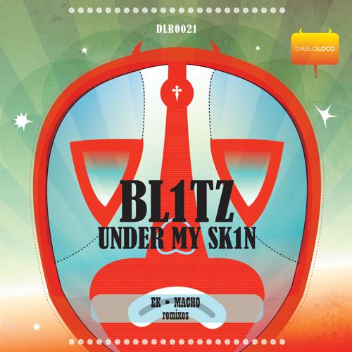 DLR021_BL1TZ: 'Under My Skin' clip