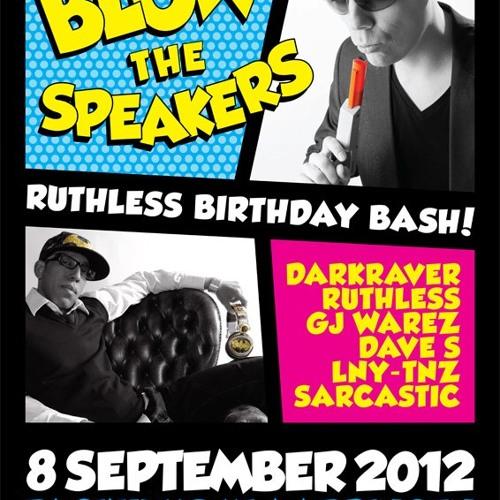 Blow The Speakers #3 - September 2012