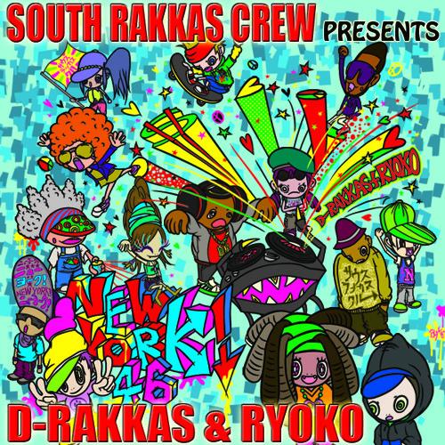Forty Six (46) - (D-Rakkas & Ryoko) feat. Robs & Duke