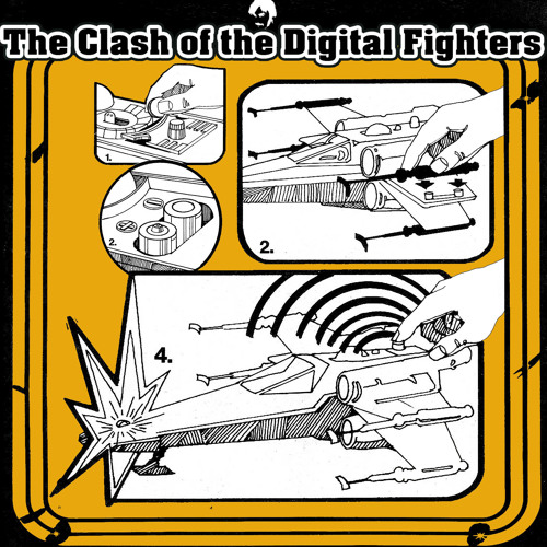 The clash of the Digital fighters ♥ (Bangarang stylee)  DonPéké VS yahmedle
