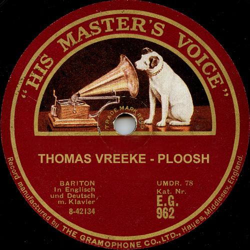 Thomas Vreeke - Ploosh