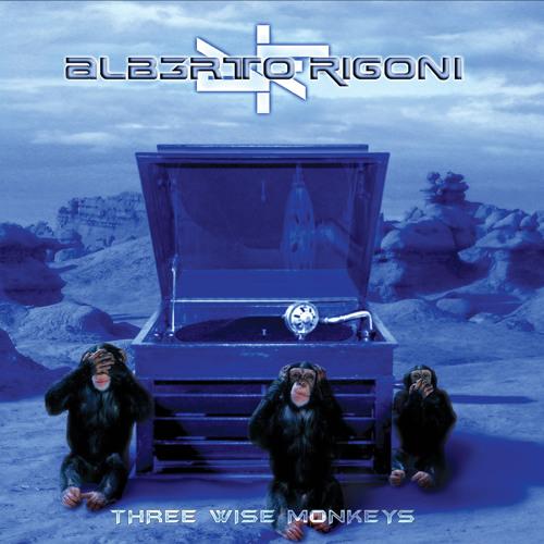"Alberto Rigoni - ""Three Wise Monkeys"" (Promo Sampler)"