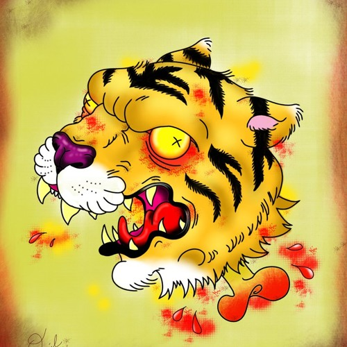 The crazy TIGER (Brenny & the TIGER HEAVEN & Hell 0012).