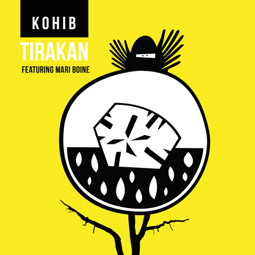 Kohib feat. Mari Boine - Tirakan / One Hundred Of Them (Beatservice Records)