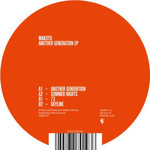 Makoto - Skyline (Apollo Records)
