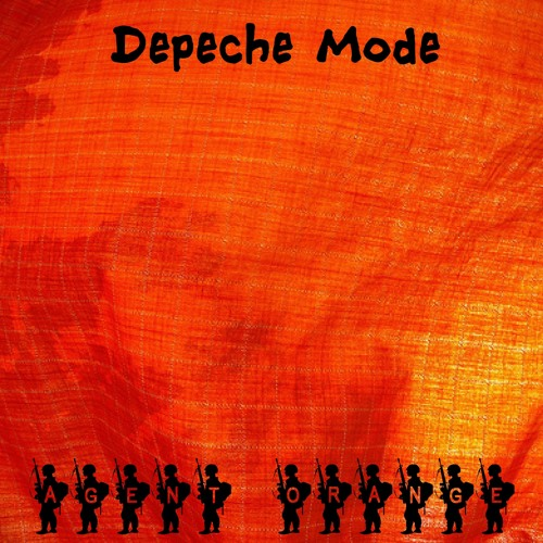 Depeche Mode Agent Orange Cover