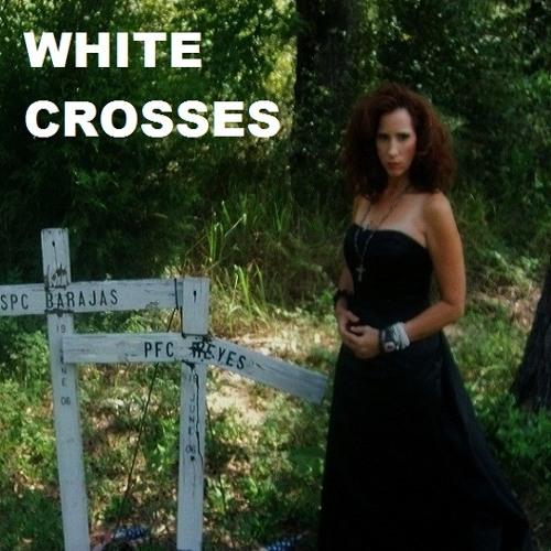 ANNA SAXTON LITTLE WHITE CROSSES