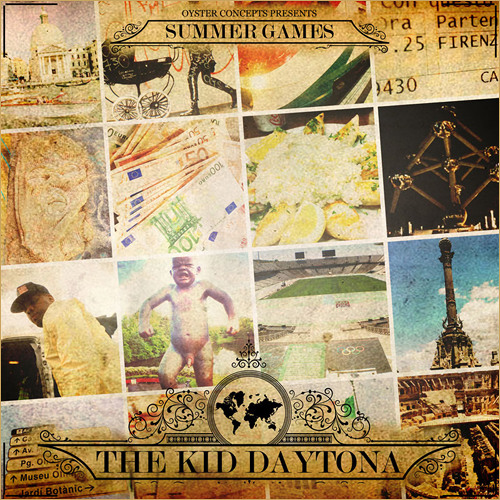 "The Kid Daytona :: ""King of The World"" [prod. Nez and Rio]"