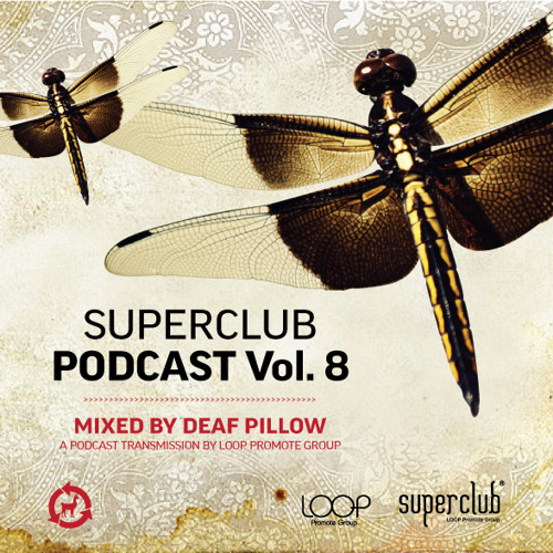 SUPERLCUB PODCAST VOL.8 by DEAF PILLOW