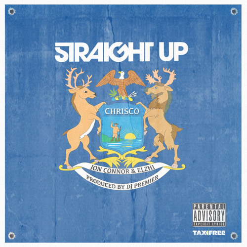 ChrisCo- Straight Up feat Jon Connor & Elzhi [Prod By DJ Premier]