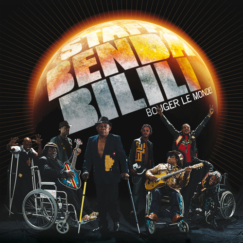 "Staff Benda Bilili - Osali Mabe (from the album ""Bouger Le Monde"")"
