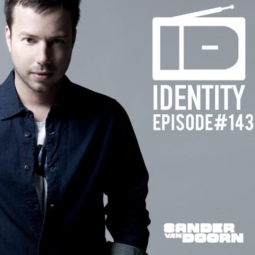 Sander van Doorn - Identity #143