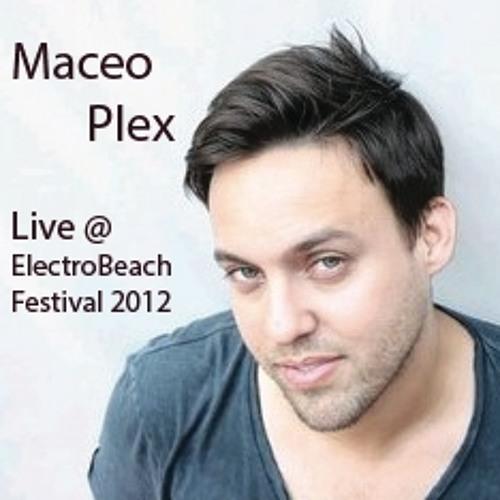 Maceo Plex aka Maetrik - DJ set @ electrobeach festival 8-12