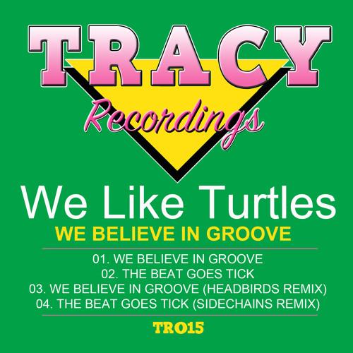 We Like Turtles - We Believe in Groove (Original Mix)