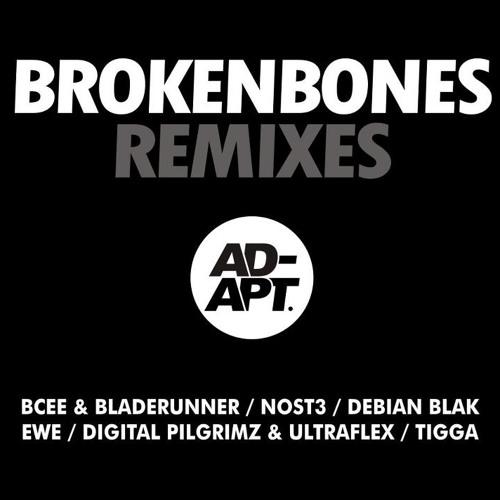 Broken Bones by Ad-Apt (BCee & Blade Runner Remix)