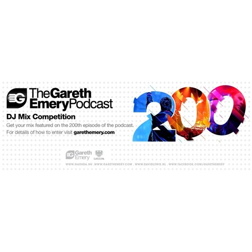 Xabi Only - The Gareth Emery Podcast 200th Episode Mix Competition