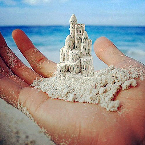 sandcastles in the air