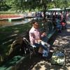 Music in the park at Boston Public Garden