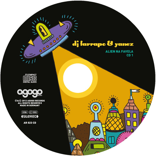 "snippet: DJ Farrapo & Yanez ""Alien Na Favela"" CD1"