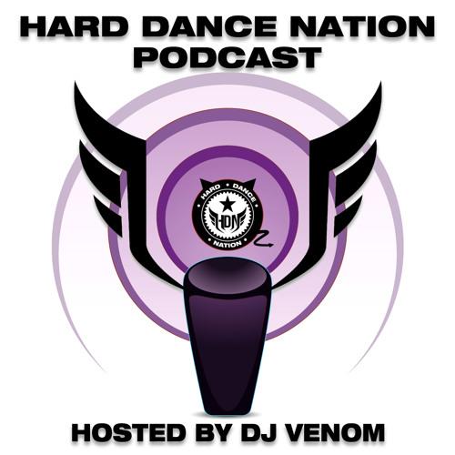 Hard Dance Nation Podcast Hosted By DJ Venom (August 2012)