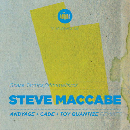 Steve Maccabe- Scare Tactics (Cade remix) V.I.M RECORDS 128kbps *OUT NOW*