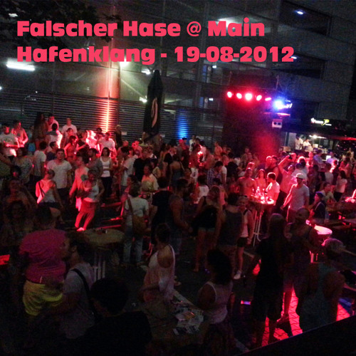 Falscher Hase at Main Hafenklang - 19-08-2012