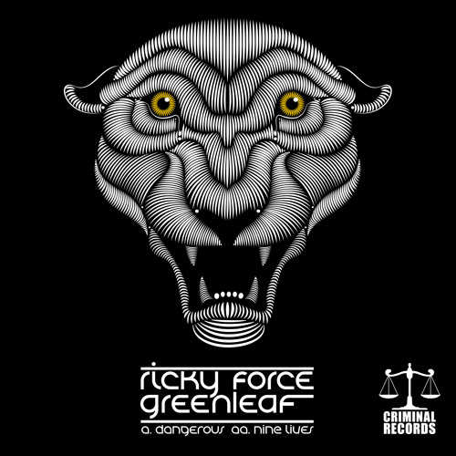 CRIM003 - Ricky Force Vs Greenleaf - Dangerous - Criminal Records Teaser
