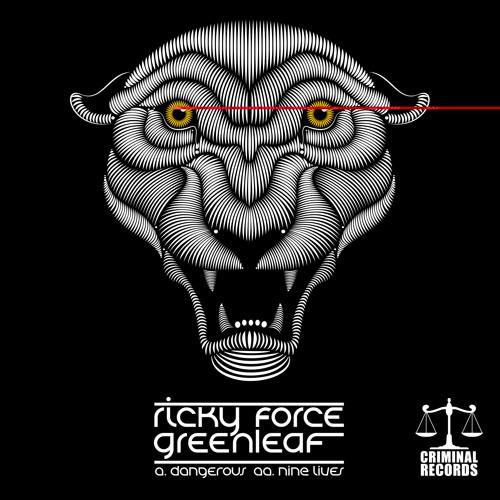 CRIM003 - Ricky Force - Nine Lives - Criminal Records Teaser