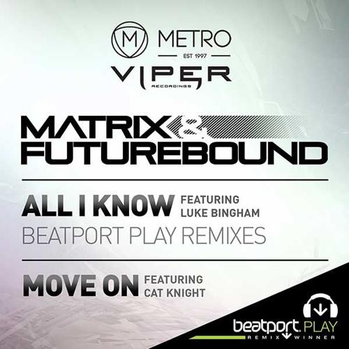 Matrix & Futurebound -All I Know (Cosmic Remix) OFFICIAL REMIX
