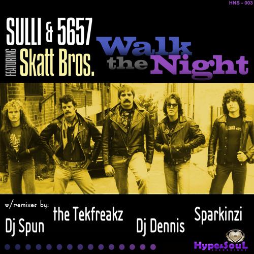 Sulli & 5657 feat. The Skatt Bros - Walk the Night Remixes (Hype & Soul Recordings)