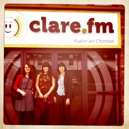 Clare fm interview  - part 3