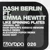 Dash Berlin ft. Emma Hewitt - Like Spinning Plates (Alexander Popov Remix)