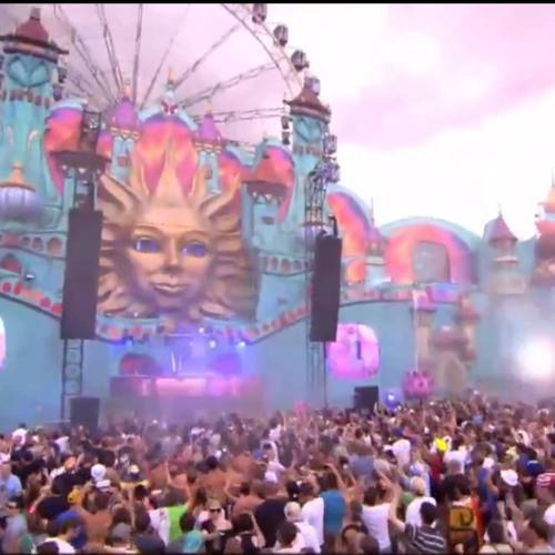 Green Velvet Tomorrowland 2012