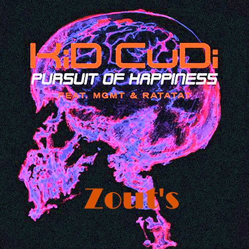 Zout's Vs Kid Cuddi - Pursuit Of Happines. (Remake Mix).
