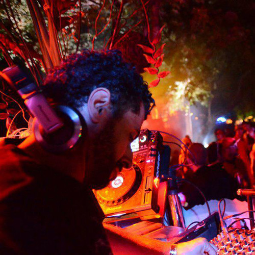 Adnan Sharif Live @ Sunset Campout July 14th 2012
