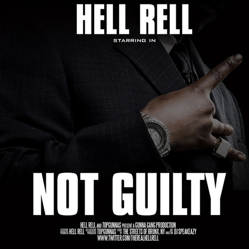 Hell Rell (ft. Yung JB, Noey No Good) - Talk Like [Prod. by @cycoviZion & @ADMBEATZ]