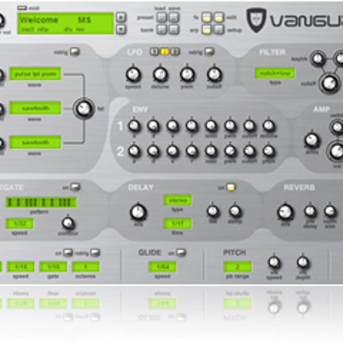 www.vengeance-sound.com - Soundset - Vanguard Reloaded Vol.3 Demo (refx Vanguard)