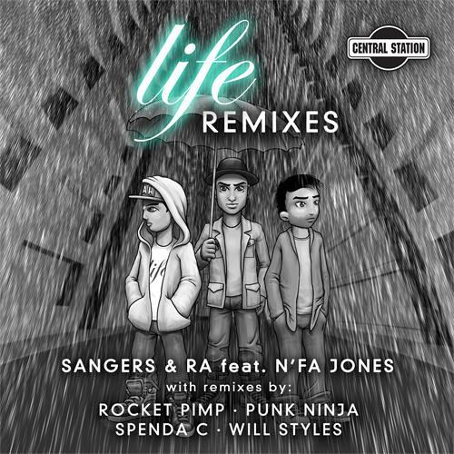 Sangers & Ra feat. N'fa Jones - Life (Rocket Pimp Remix) [Central Station Records / Kontor Records]