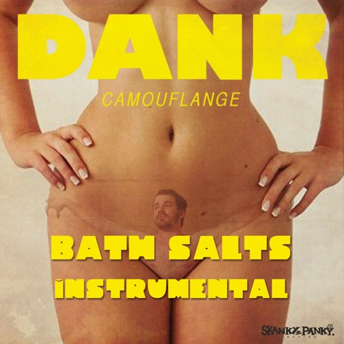 SPRR005X - Dank - Bath Salts (Instrumental) - FULL EP RELEASED - 02 SEPT 2012 - BEATPORT EXCLUSIVE