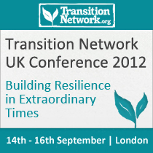 Transition Network conference 2012 - Jon Walker