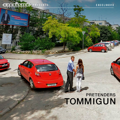 Tommigun - Ride With Me