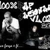 11 - CD 100% RAP NACIONAL VL.02 - DJ MARCELO KABULOSO 2012