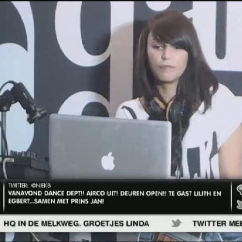 Start @ 25min - Lilith Live @ Radio 538 AIR Dance Department