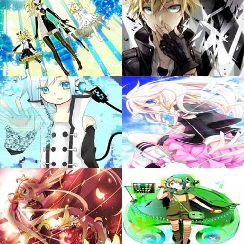 Meltdown Vocaloid Chorus 【Rin】【Len】【Piko】【Iroha】【Gachapoid】【IA】
