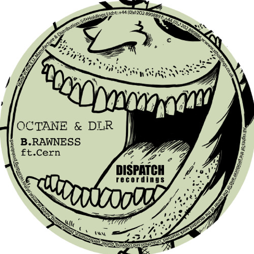 Octane & DLR - Rawness (ft. Cern) 'Method in the Madness' album - Dispatch (CLIP) OUT NOW
